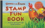 Australia Prestige Booklet SG SP79 $9.95 Down on the Farm Stamp Fun Book